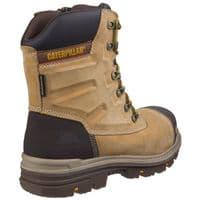 Caterpillar Premier Boots Safety Honey